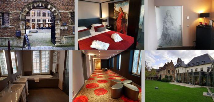 hôtel Martins kluster leuven Louvain