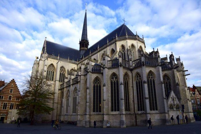 église sint-Pieterskerk leuven louvain