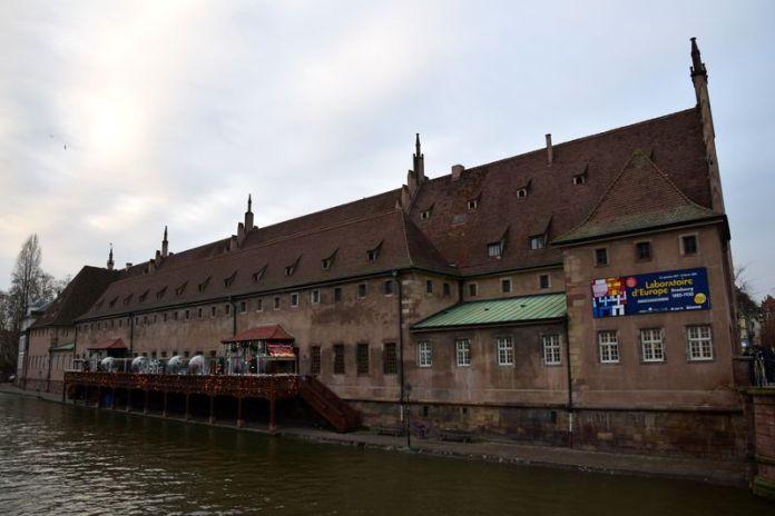 ancienne douane de strasbourg