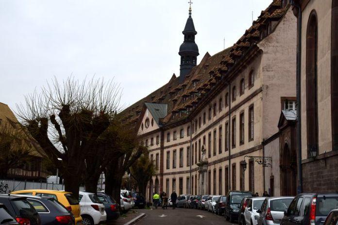 ancien hôpital de strasbourg