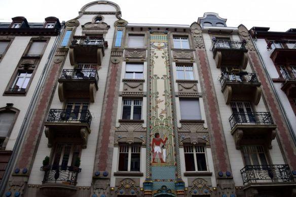 immeuble égyptien strasbourg franz scheyder