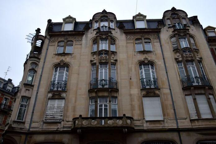 immeuble art nouveau strasbourg heinrich backes frantz lütke verrière