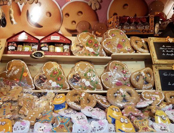 pain d'épices strasbourg