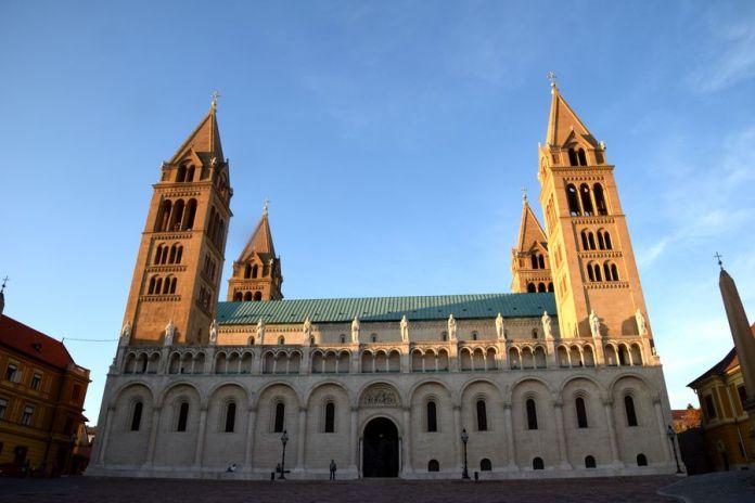 cathédrale Pécs