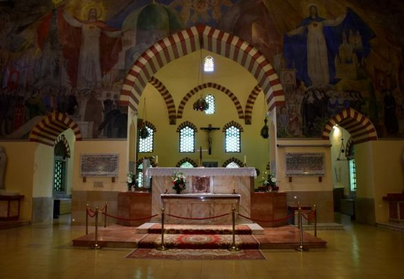 église mosquée de pécs