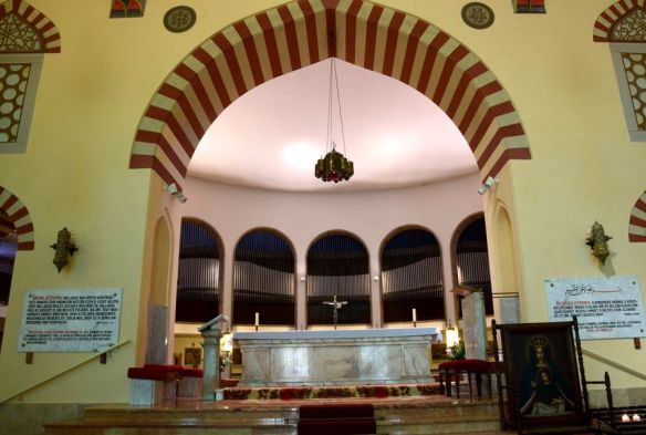 église mosquée Pécs orgue