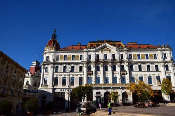 Immeuble du Comté Pécs