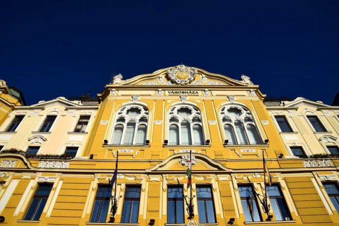 mairie de Pécs