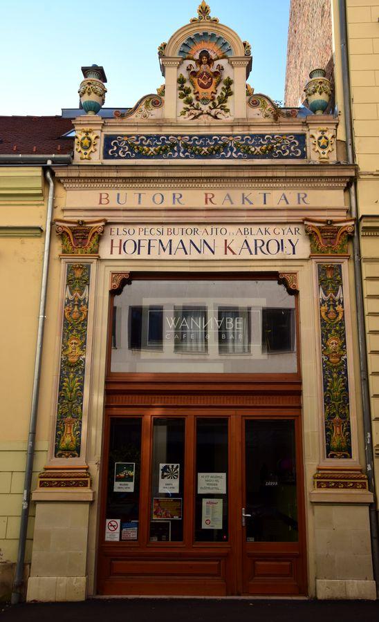 Maison Hoffmann à Pécs