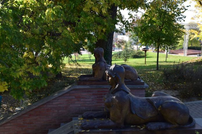 parc quartier culturel zsolnay Pécs