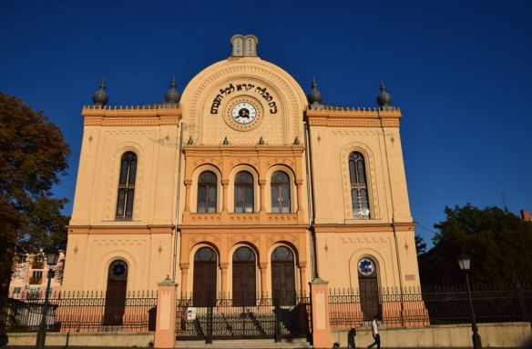 synagogue Pécs