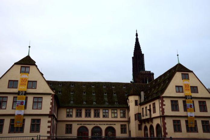 ancienne grande boucherie Strasbourg