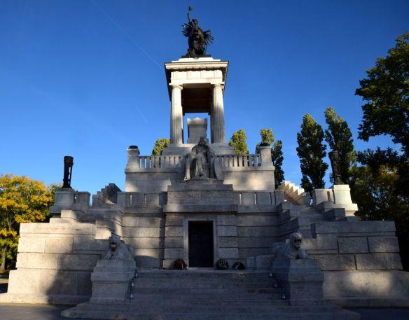 mausolée kossuth lajos cimetière Kerepesi Budapest