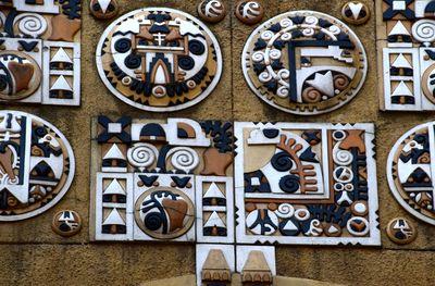 céramiques en Zsolnay église réformée fasor budapest