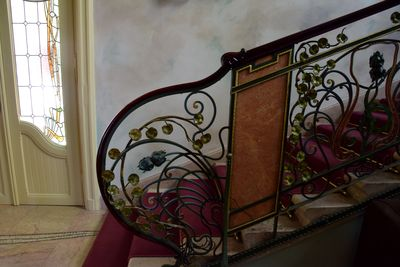 rampe Sécession villa korossy budapest