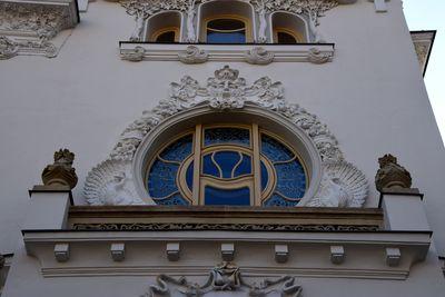 paon art nouveau villa Korossy budapest