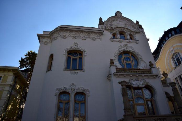 villa Korossy Budapest