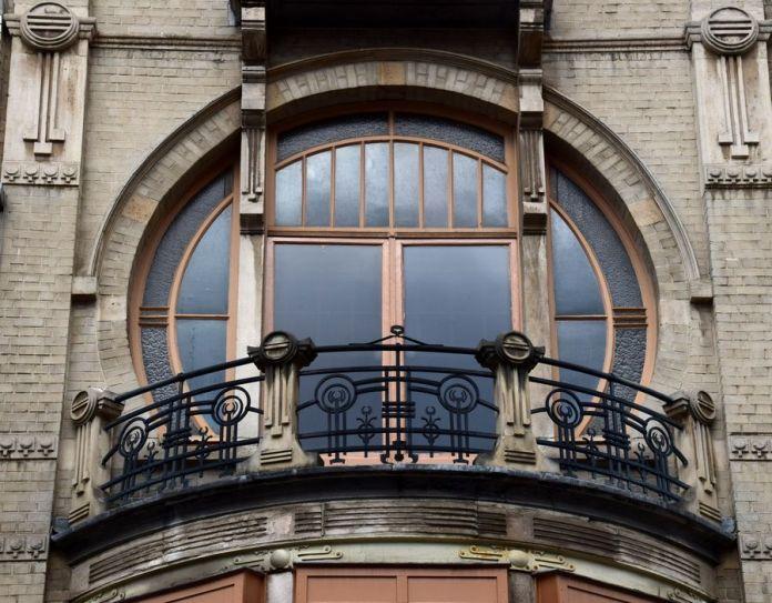 maison de Lestré art nouveau Bruxelles