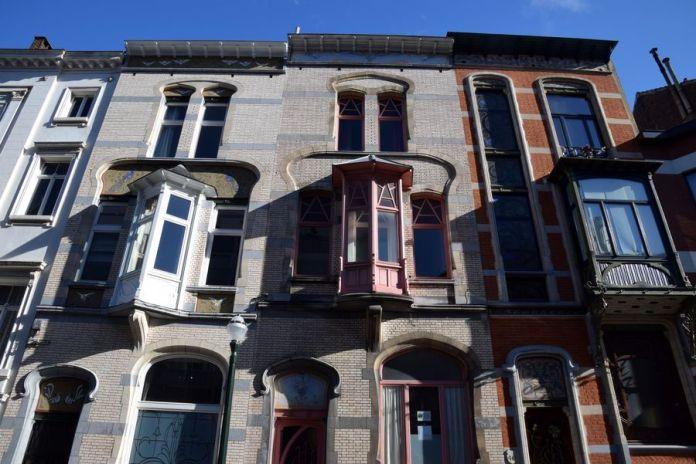 maison Blerot rue Belle Vue Bruxelles