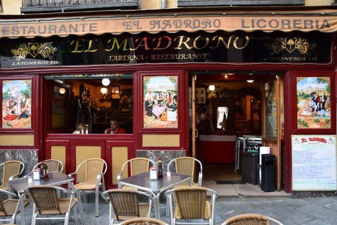 El Madrono Madrid