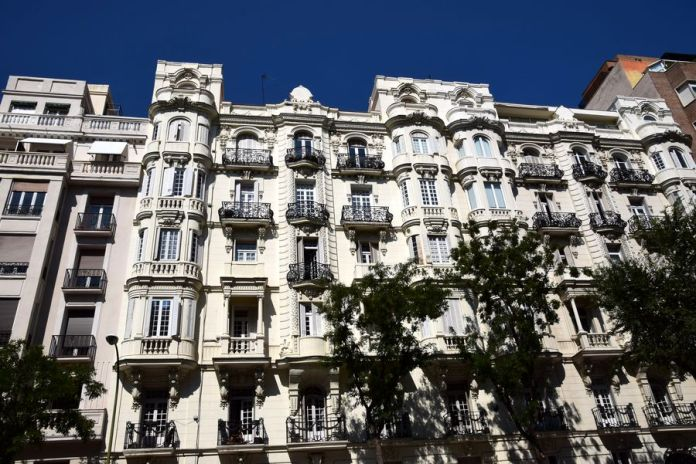 façade ouvertures madrid