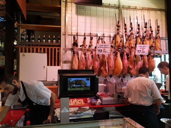 jambon belota madrid san anton