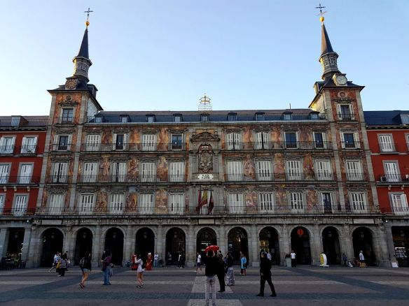 plaza mayor madrid casa de la panaderia