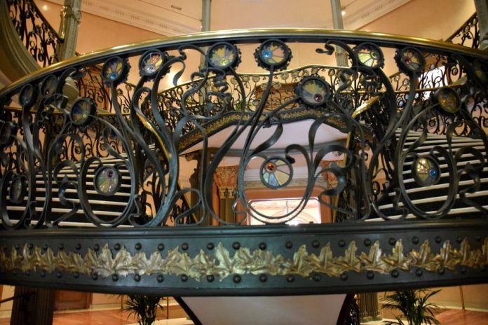 palais longoria vitraux