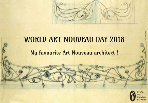 My favourite Art nouveau architect !
