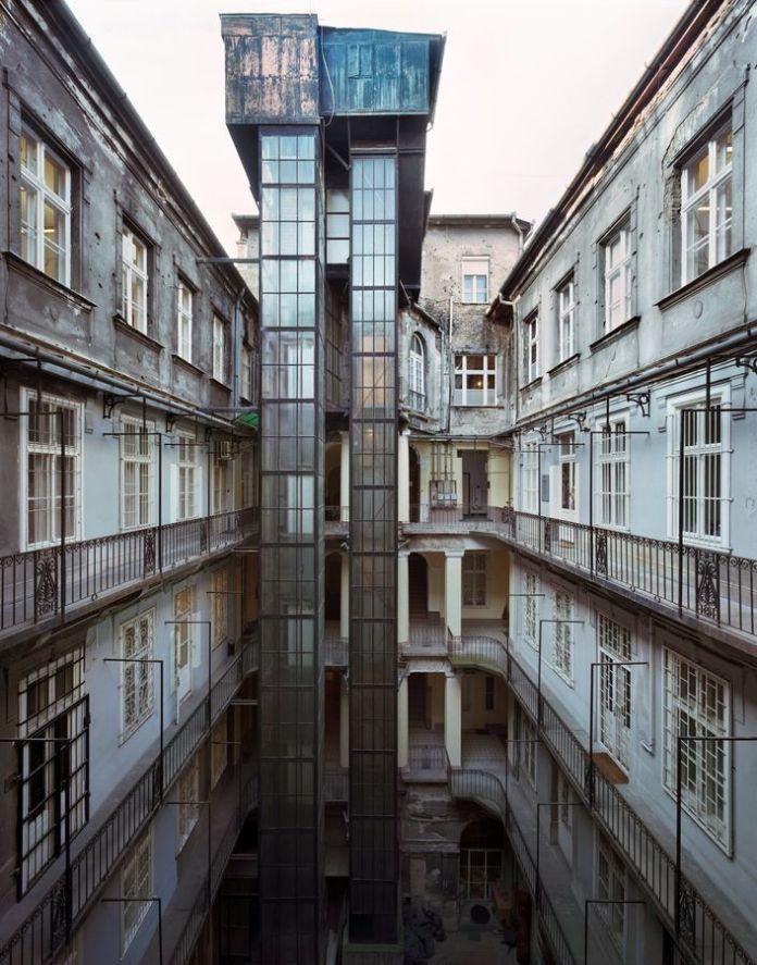 hold utca 21 budapest polka galerie