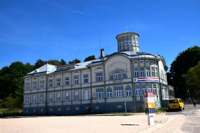 ancien bain public Jurmala