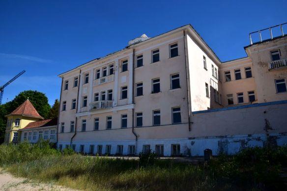 ancien hotel marienbade jurmala