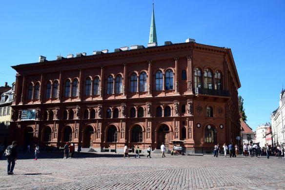 musée d'art de la bourse riga