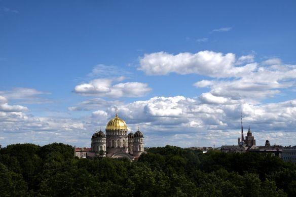 église orthodoxe de riga