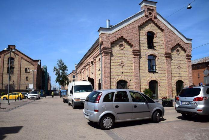 entrepôts de Riga