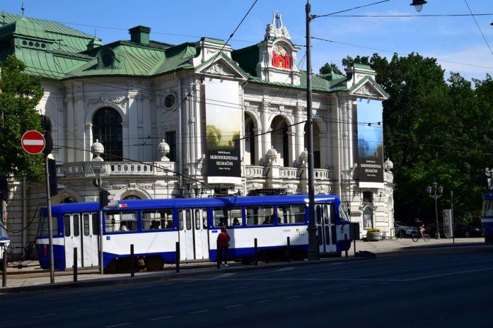 théâtre riga