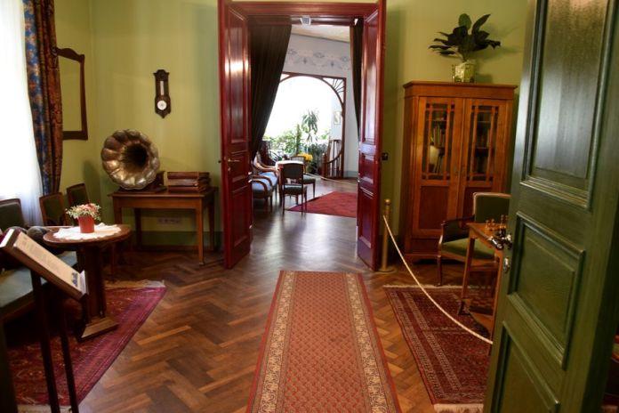 salon musée art nouveau riga
