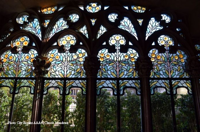vitraux casa amatller