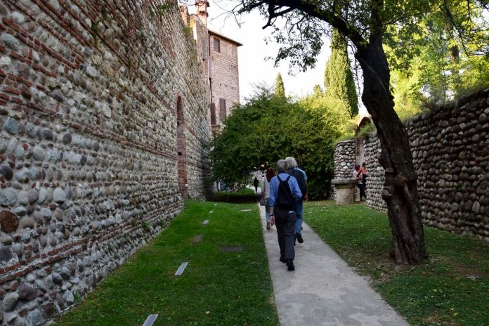BassanodelGrappa, Italie, Italy, remparts