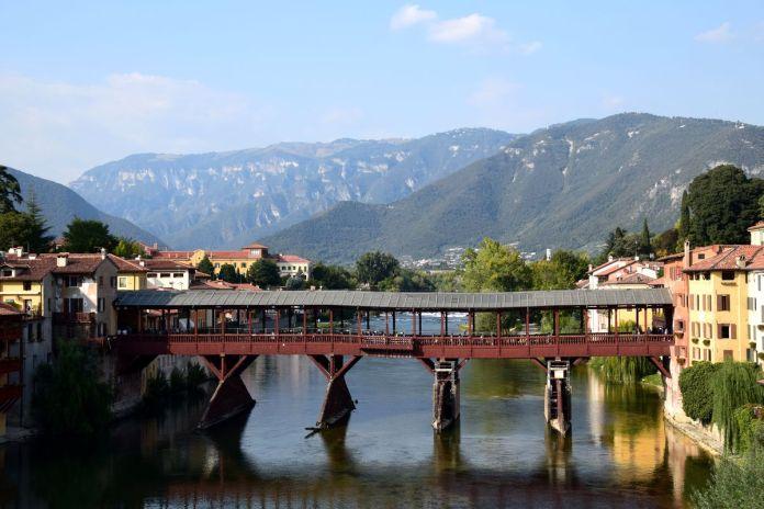 BassanodelGrappa, Italie, Italy, pontcouvert, AndreaPalladio