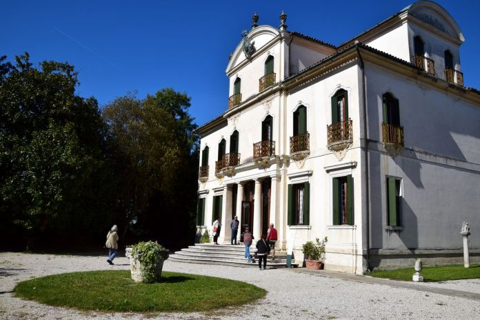 Brenta, Italie, Italy, VillaWidmann