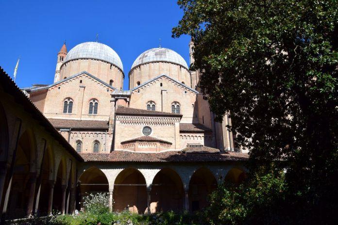 Padoue, Padova, Italie, Italy, cloître, BasilicadelSanto