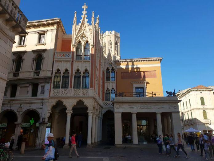 Padoue, Padova, Italie, Italy, Caffé, Pedrocchi