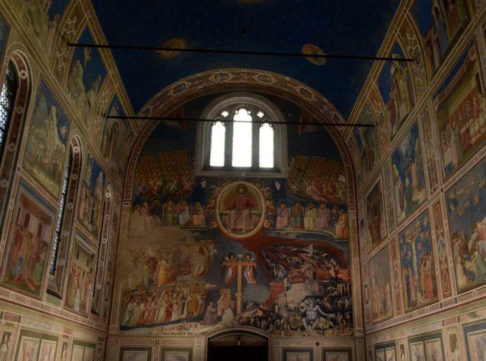 Padoue, Padova, Italie, Italy, Socrovegni