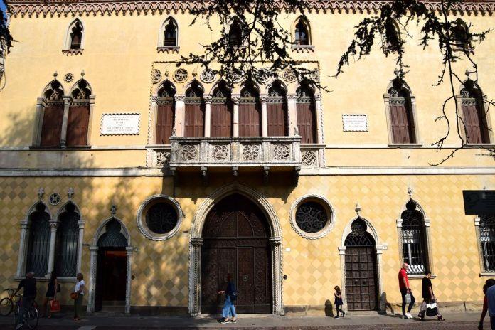 Padoue, Padova, Italie, Italy, Dante