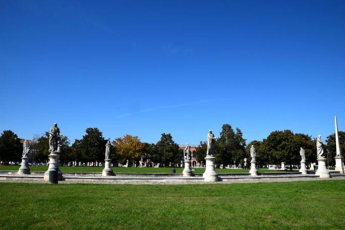 Padoue, Padova, Italie, Italy, PratodelValle