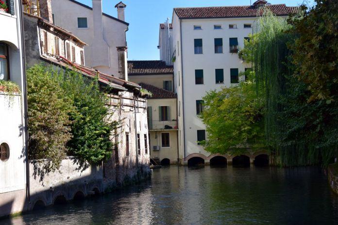 Trévise, Treviso, Italie, Italy, eau