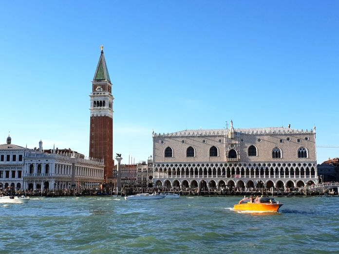 Venise, Venice, Italie, Italy, piazzasanmarco, palazzoducale