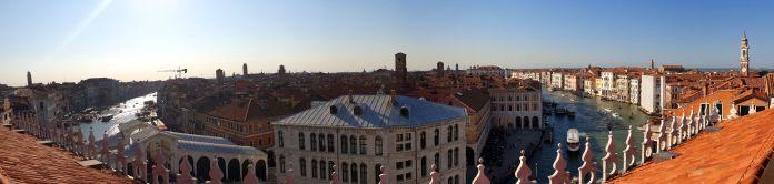 Venise, Venice, Italie, Italy, FondacodeiTedeschi, panorama, LVMH