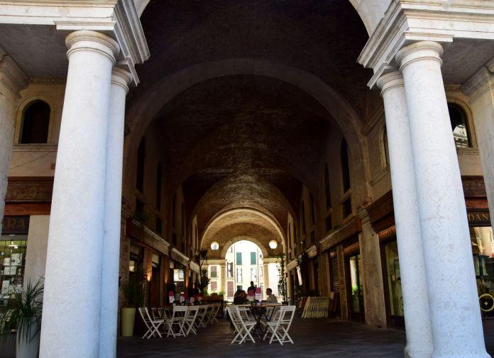 Vicence, Vicenza, Italie, Italy, Basilica, Palladio